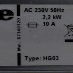 Miele G 2383 SCVi