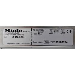 Miele G 4203 SCU