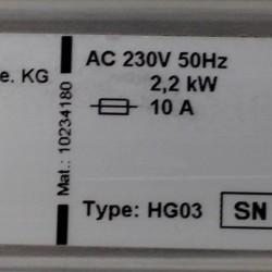 Miele G 4203