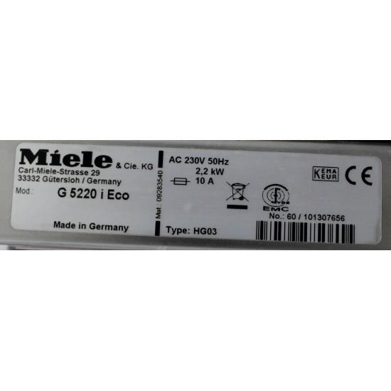 Miele G 5220 i Eco