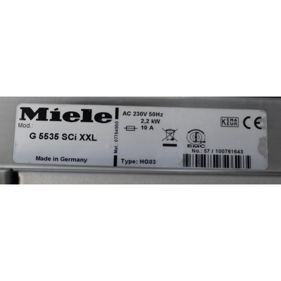 Miele G 5535 Sci XXL